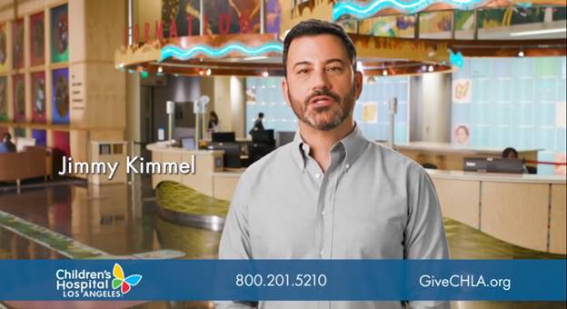 Children's Hospital Jimmy Kimmel